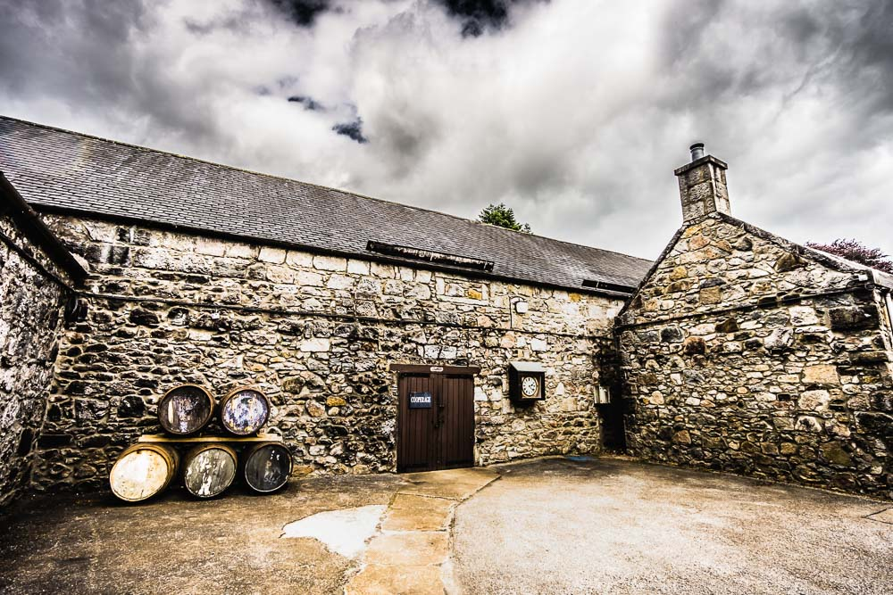 Royal Lochnagar Distillery Cooperage