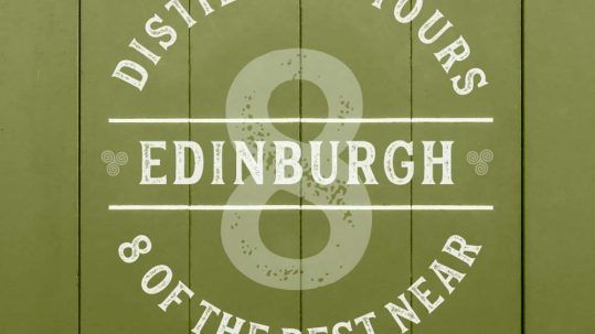 8 of the Best Distillery Tours Near Edinburgh - Wandering Spirits Global